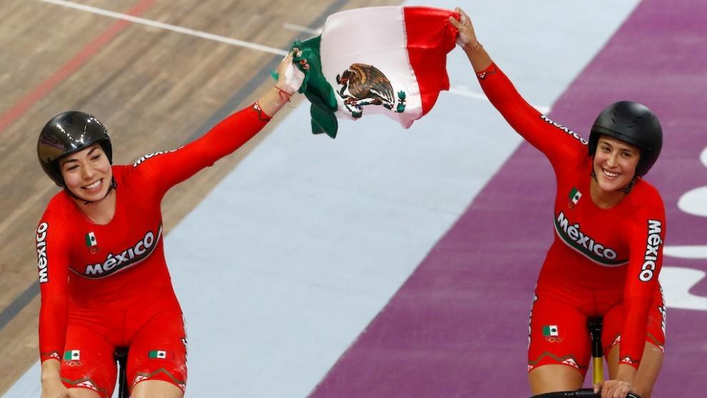 Daniela Gaxiola y Jessica Salazar ganaron oro y Récord Panamericano...