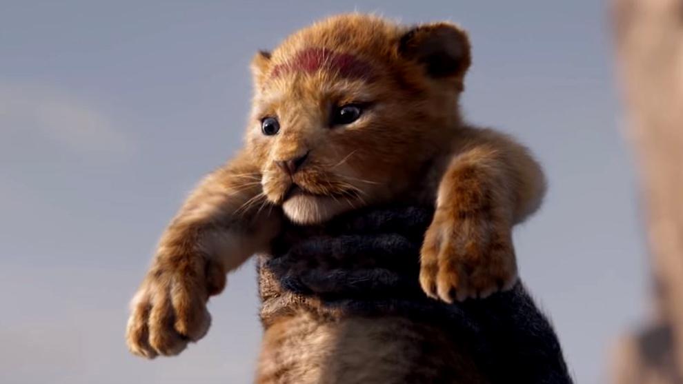'El Rey León' ya acumula 1.337 millones recaudados, convirtiéndose...