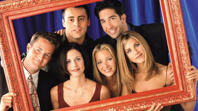 'Friends' celebrará en los cines de Estados Unidos su 25 aniversario