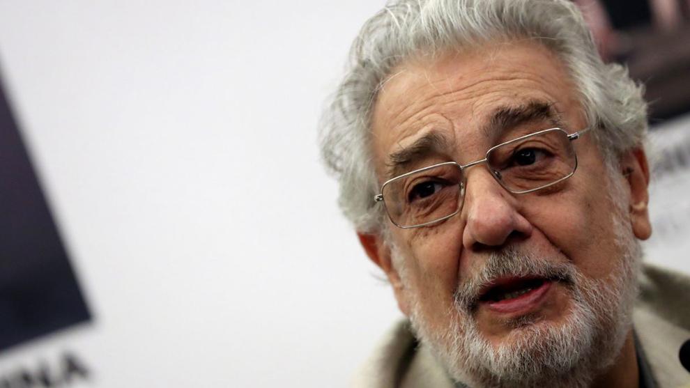La Scala de Milán mantiene las actuaciones de Plácido Domingo