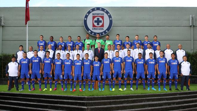 Cruz Azul se tomó la foto en La Noria.