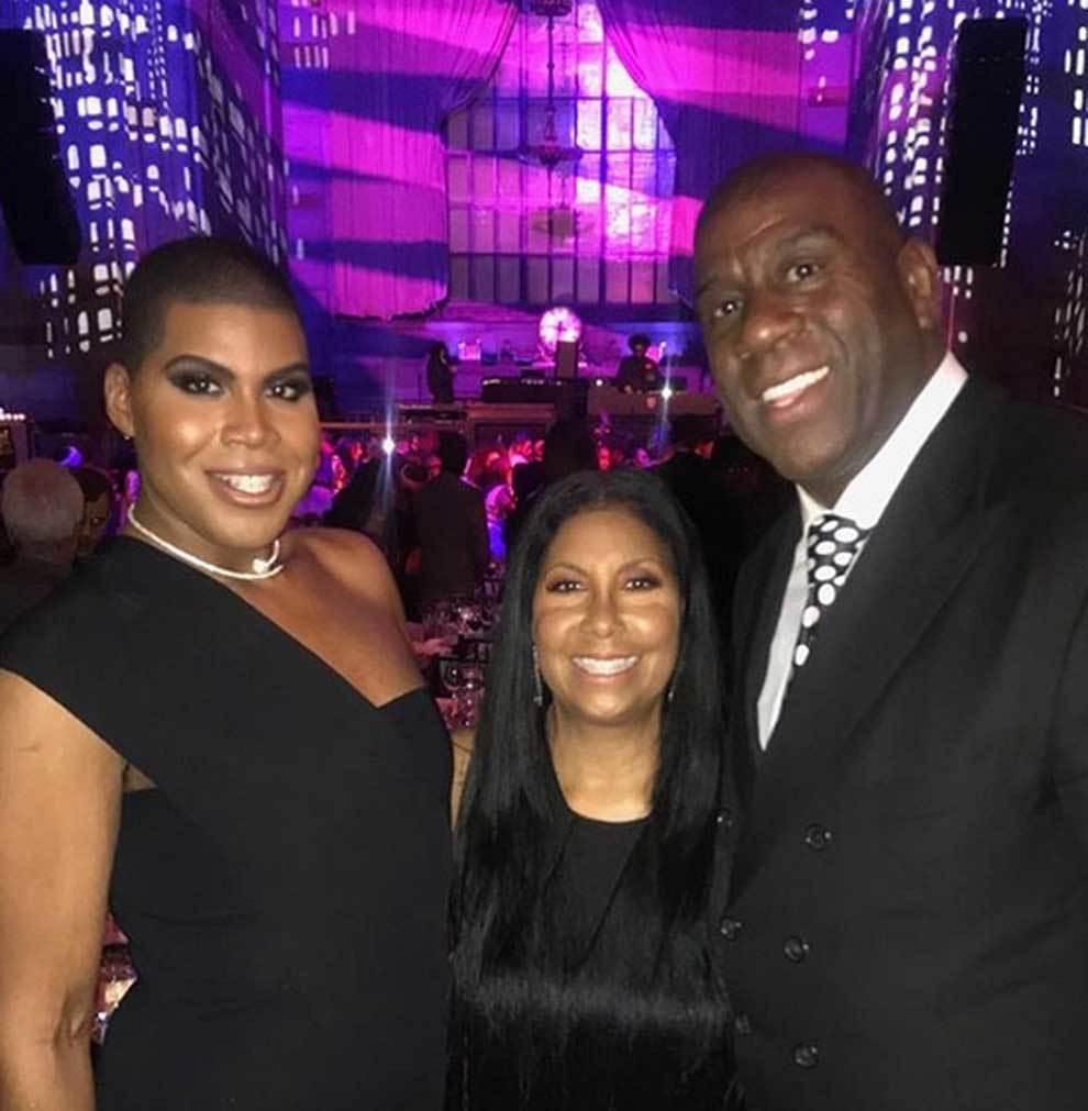Magic Johnson 60 éves lesz: Így él az NBA mítosz feleségével Cookie és fia, EJ Johnson mellett