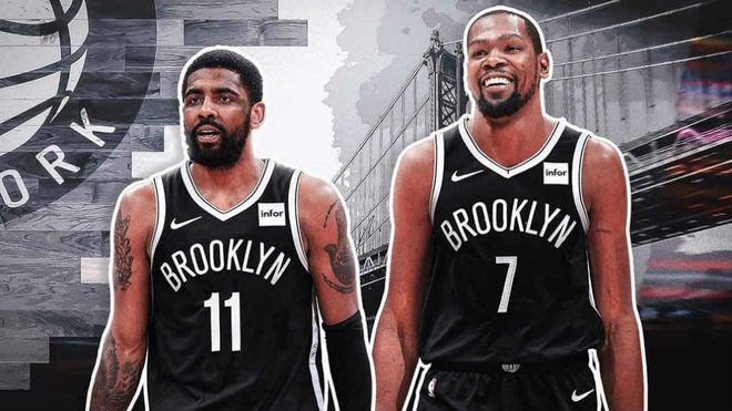 purchase cheap bfec6 54e83 NBA 2019: Locura de récord para comprar los Nets de Durant e ...