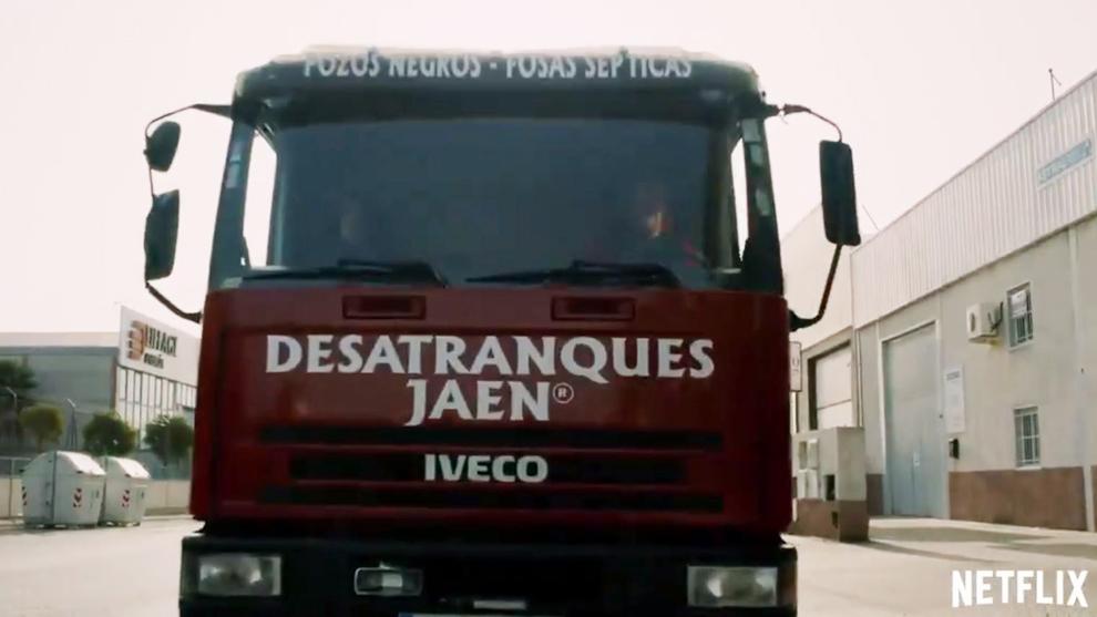 'Desatranques Jaén' sorprende con esta parodia de 'La casa de papel'