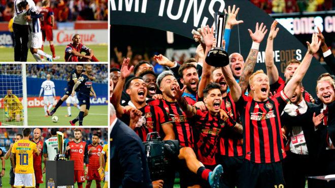 América pierde ante el Atlanta United de la MLS