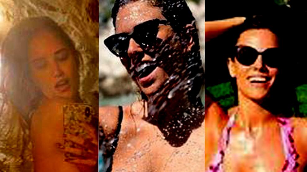 Los posados más hot de las famosas este verano