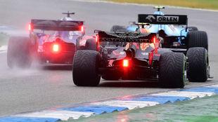 Gasly, tras un Toro Rosso y un Williams.