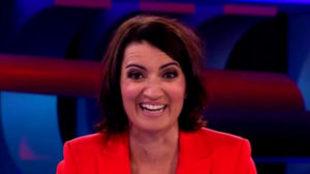 Silvia Abril es ahora la presentadora del programa