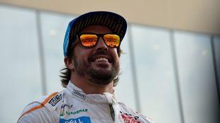 Fernando Alonso arranca una nueva aventura en su carrera deportiva.