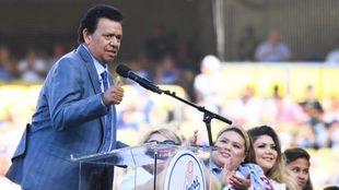 Fernando Valenzuela, Alto Comisionado de la LMB.