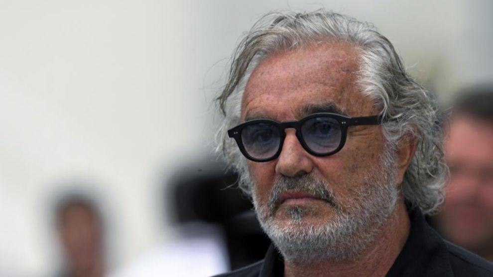 Flavio Briatore.