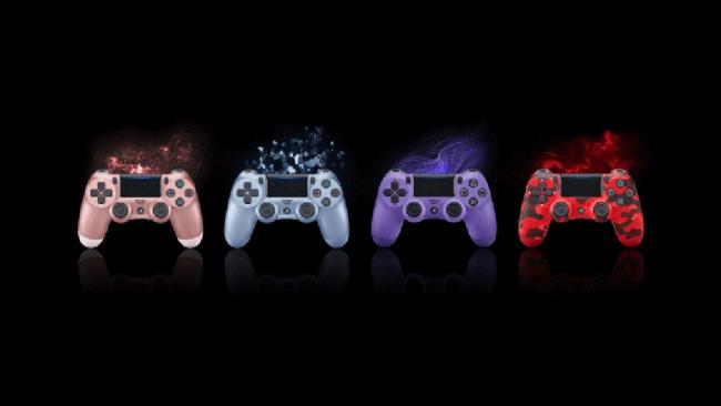 SIE lanza cuatro nuevos modelos de Dualshock 4