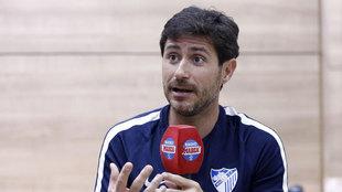 Víctor Sánchez del Amo, entrevistado por radio MARCA.