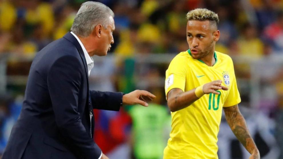 Vinicius y Neymar vuelven en Brasil ante Colombia y Perú