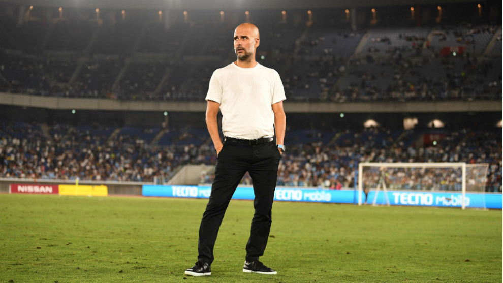 Premier League: El City recibe al Tottenham: peligro a la vista | Marca.com