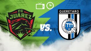 FC Juárez vs Querétaro: Horario y dónde ver