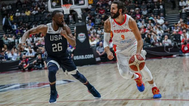 Mundial de Baloncesto: Ricky Rubio y Marc Gasol no bastan para frenar la dinamita de Estados Unidos | Marca.com
