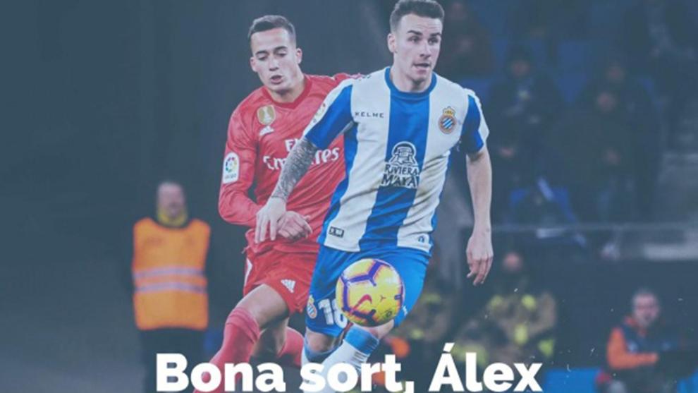 Álex López.