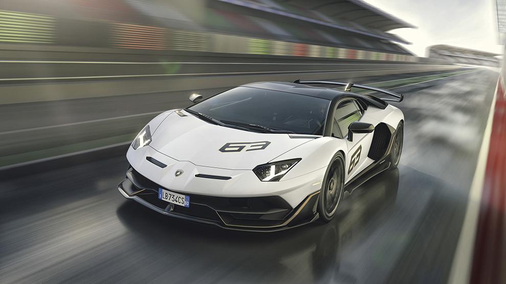 Lamborghini presentó el Aventator SVJ 63 Roadster, del que solo se...