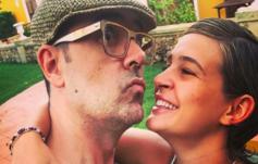 Risto Mejide y Laura Escanes, a punto de ser padres, denuncian una...
