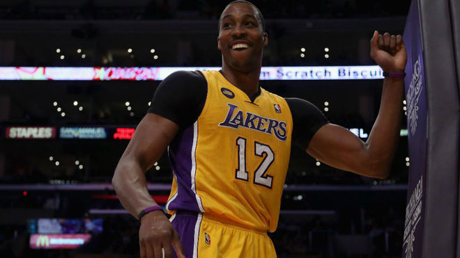 Los Lakers reaccionan a Cousins: suenan Noah... y Dwight Howard