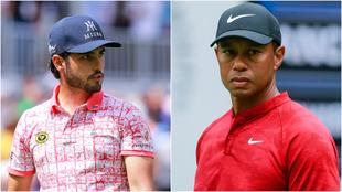 Abraham Ancer enfrentará a Tiger Woods en la Presidents Cup.