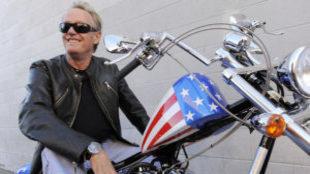 Peter Fonda fue símbolo de la rebeldía junto a Mick Jagger, Jimi...