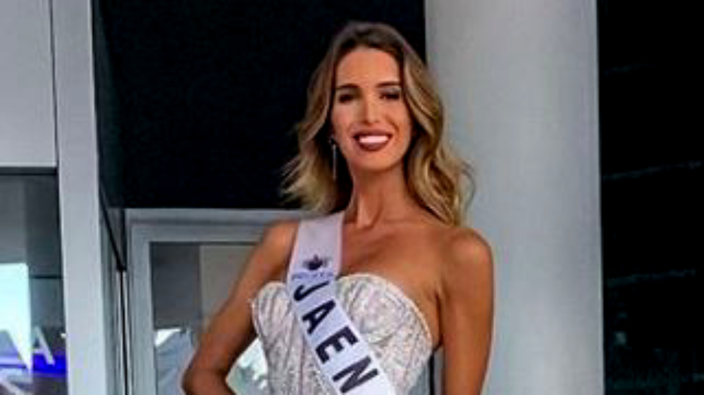 Marta López fue una de las cinco finalistas de Miss World Spain 2019
