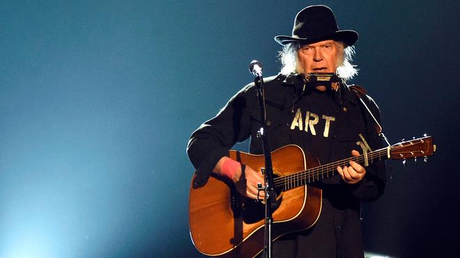 'COLORADO', el nuevo disco de Neil Young con Crazy Horse.