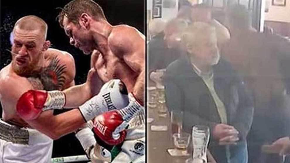 Conor McGregor acepta un combate de boxeo contra Luke Keeler, que lo insultó por pegar a un anciano