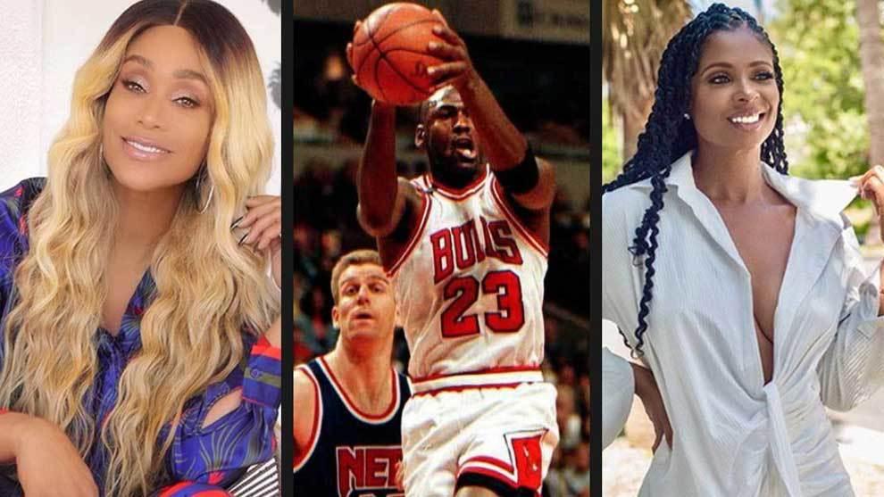 Nba Michael Jordan Pudo Haber Tenido Una Aventura Con La Mujer De Un Jugador Nba La Actriz Y Cantante Tami Roman Ha Acusado Marca Com