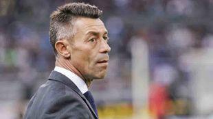 Dijo no fijarse en si juega Zlatan o Jona