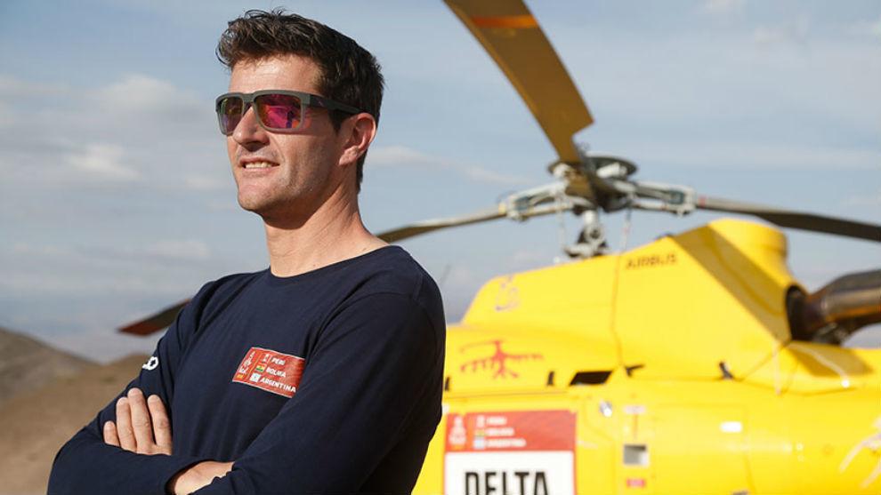 Coma fue director deportivo del Dakar durante tres años