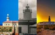 Los 7 faros de Menorca que no te puedes perder.