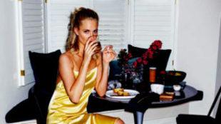 Poppy Delevingne, protagonista de la nueva campaña de H&M Home