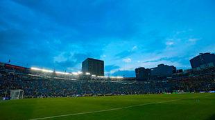 El Estadio Azul será sede del encuentro