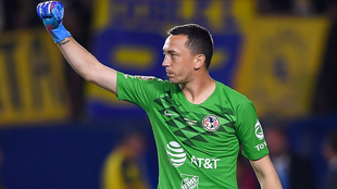 Marchesín atajó tres penales en el Campeón de Campeones