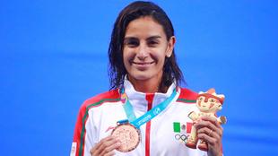 Espinosa estará en sus quintos Juegos Olímpicos.