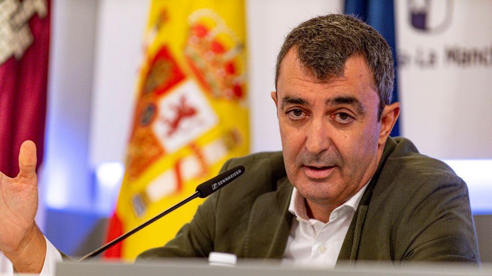Javier Guillén, director de La Vuelta a España.