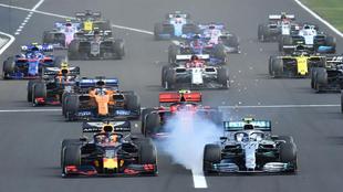 La Fórmula 1 en el GP de Hungría.