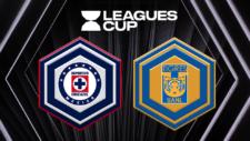 Cruz Azul y Tigres se enfrentarán en la final de la Leagues Cup.