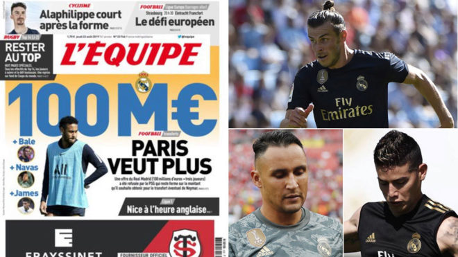 L'Equipe:  PSG open to selling Neymar - Page 22 15664296353722