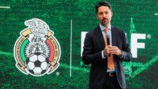 Yon de Luisa, Presidente de la Federación Mexicana de Fútbol.