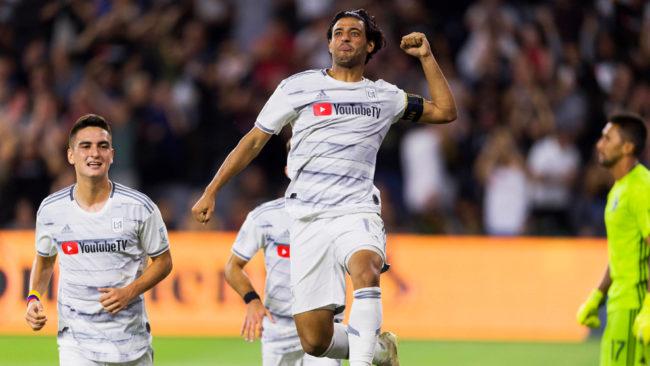 Carlos Vela volvió a lucir en la MLS
