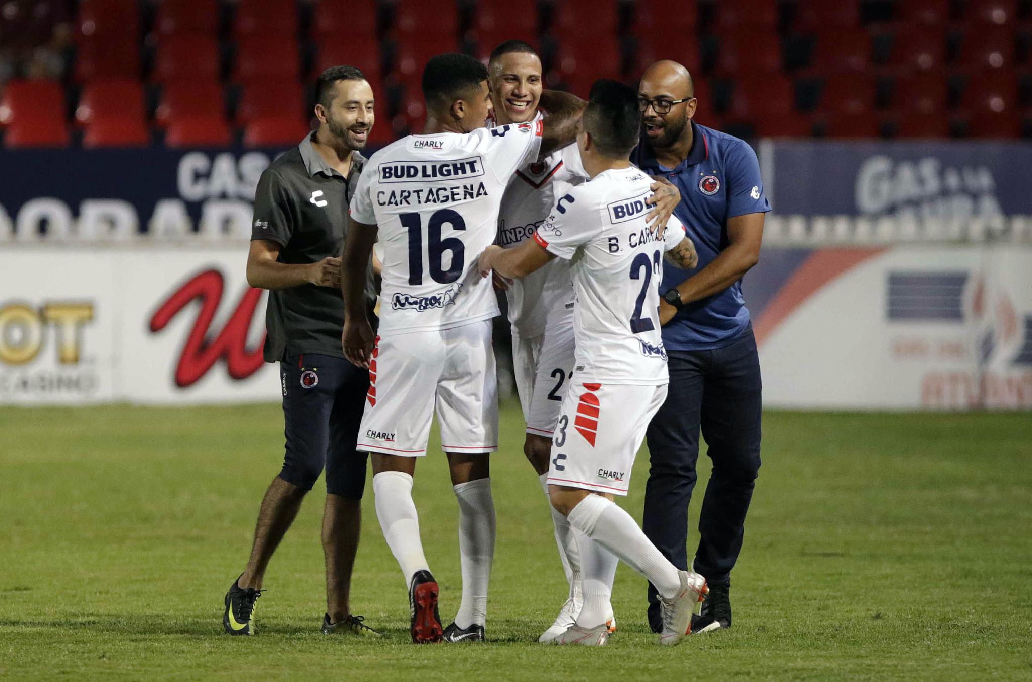 Veracruz empata récord de partidos sin ganar tras caer con San Luis