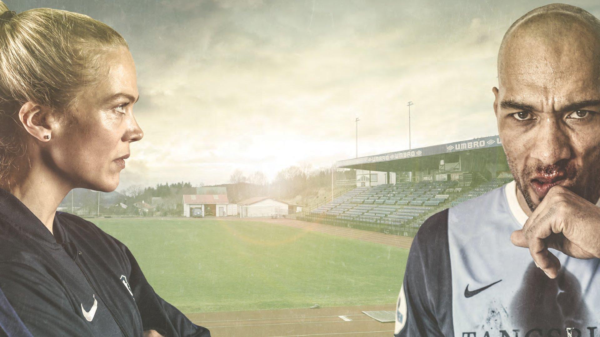Ane Dahl Torp y John Carew, protagonistas de la serie de éxito 'Home...