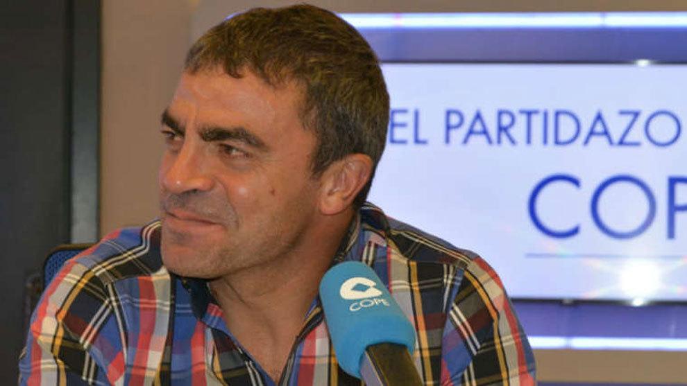 Hugo Sánchez: 'No me gustaba hacer amigos en el Real Madrid'