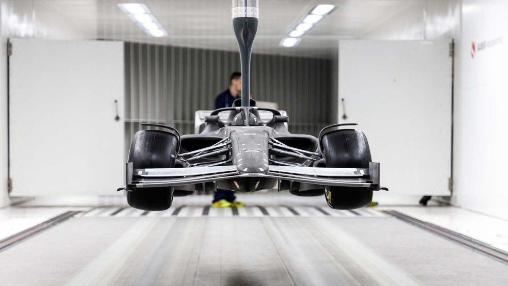 Así lucirán los autos de la F1 en 2021 — Más ligeros