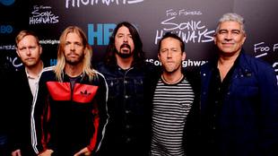 Foo Fighters anuncian que están trabajando en un nuevo álbum