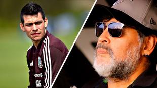 Diego Maradona elogió al Chucky
